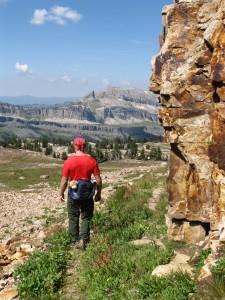 Alaska Basin Backpacking 118