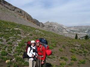 Alaska Basin Backpacking 135