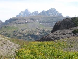 Alaska Basin Backpacking 146
