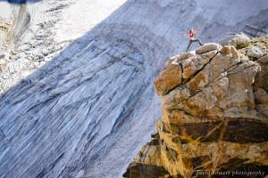 glacier yoga